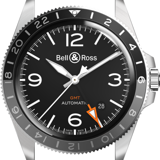 BELLAND ROSS VINTAGE GMT